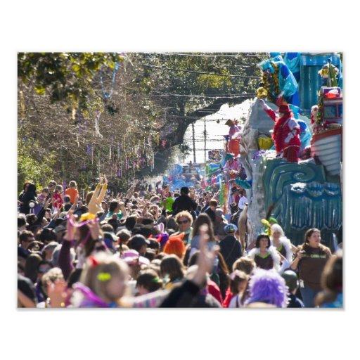 Mardi Gras Thoth Photo Print