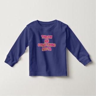 Mardi Gras Throw Me Something Mister Shirt