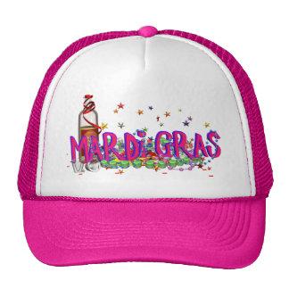 Mardi Gras Trucker Hat