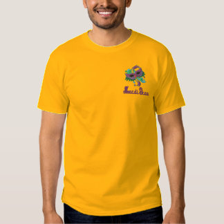 Mardi Gras Tshirt with Colorful Mask