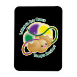 Mardi Gras! Vinyl Magnet