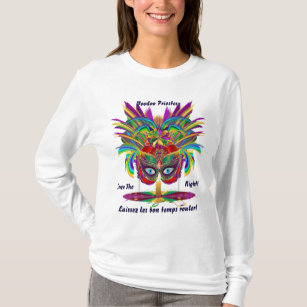 cf26faa3 Mardi Gras Voodoo Women Light All Styles T-Shirt