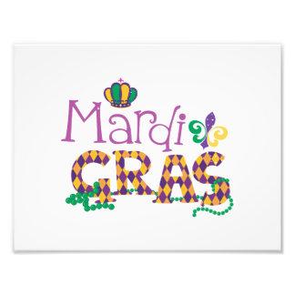 Mardi Gras Wall Art Photo Print