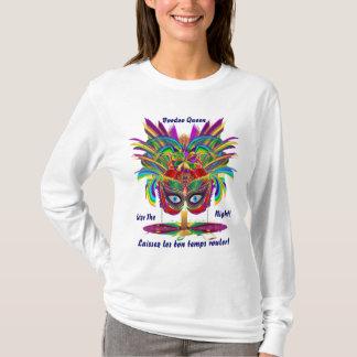 Mardi Gras Women Light All Styles View Hints T-Shirt