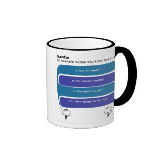 mardie coffee mug