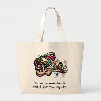 Mardis Gras Ukuleles Bags