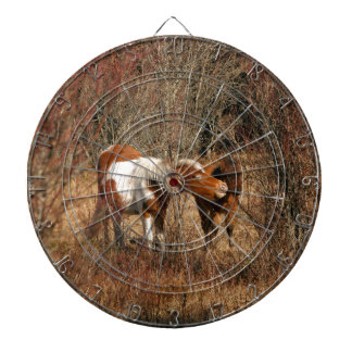 Mare and Foal Dart Boards