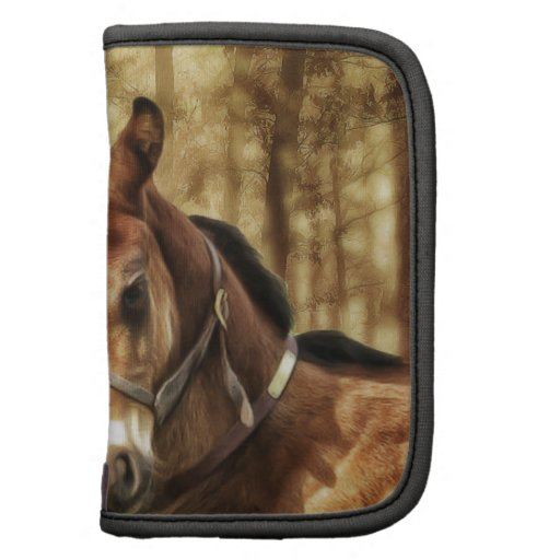 Mare and Foal Folio Planners
