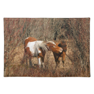 Mare and Foal Placemat