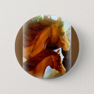 mare and pony running button
