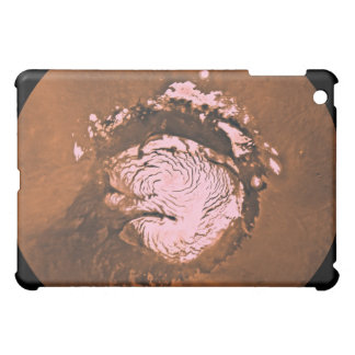 Mare Boreum region of Mars Cover For The iPad Mini