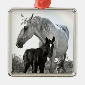 Mare & Colt Gifts Metal Ornament