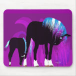 Mare & Colt Mouse Pad
