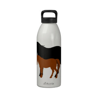 Mare & Colt Silhouettes Drinking Bottle