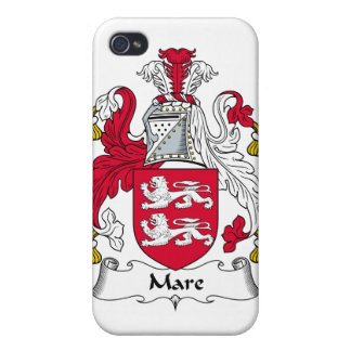 Mare Family Crest iPhone 4/4S Case