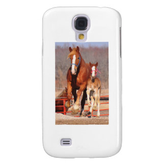 Mare & Filly Galaxy S4 Case