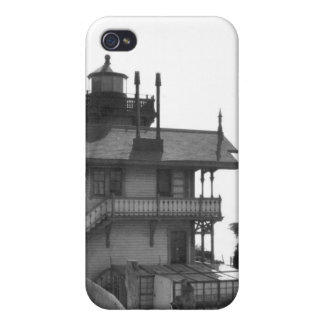 Mare Island Lighthouse Case For iPhone 4
