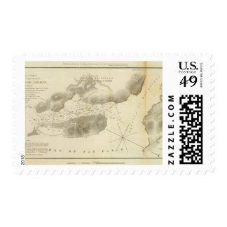 Mare Island Straits, Calif Postage