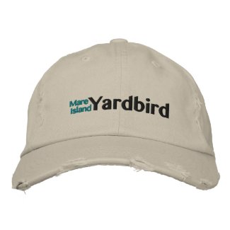 Mare Island Yardbird Logo Hat