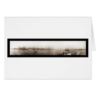 Mare Navy Yard Vallejo Photo 1911 Card