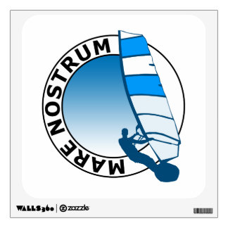 """""""Mare Nostrum"""" Wall Decal"""