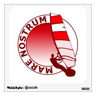 Mare Nostrum Wall Sticker