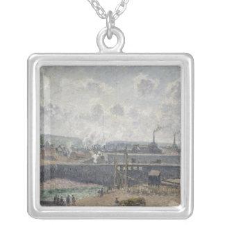 Marea baja en Duquesne Docks, Dieppe, 1902 Collares