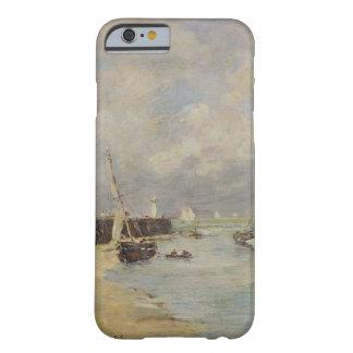 Marea baja en Trouville, 1895 (aceite en el panel) Funda Para iPhone 6 Barely There