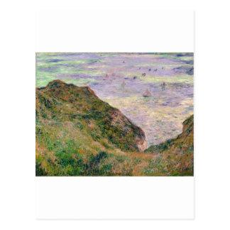 Marea baja en Varengeville (1882) Postal