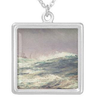 Marea de reflujo, alcance largo, 1881 colgante cuadrado