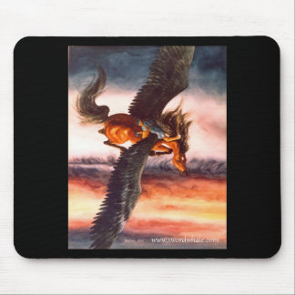 Mare's Tails Mouse Pad