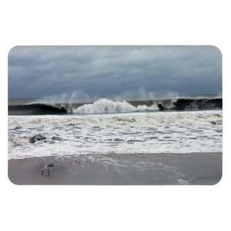 Mares tempestuosos del Océano Atlántico Imanes