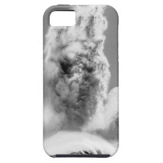 Mares tempestuosos en Seaham iPhone 5 Funda