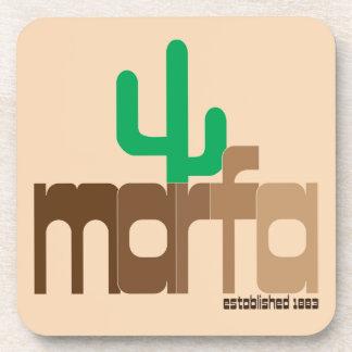 Marfa Texas Coasters