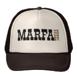 Marfa Texas Hat