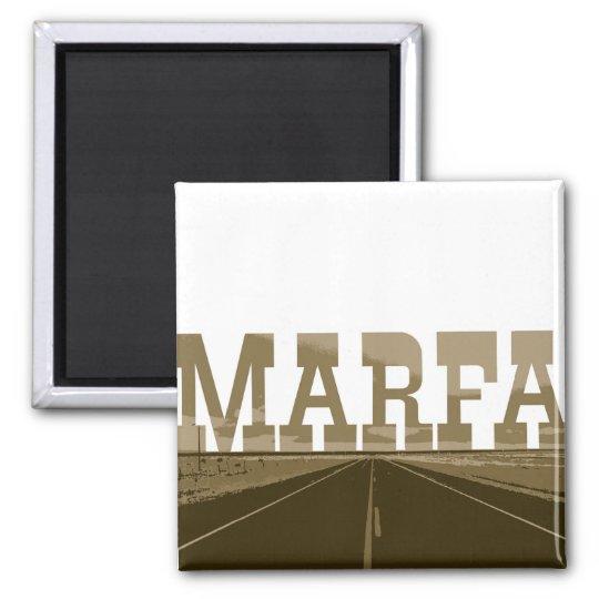 Marfa Texas Magnet