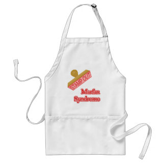 Marfan Syndrome Adult Apron