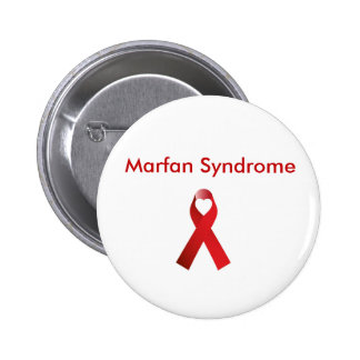 Marfan Syndrome Button