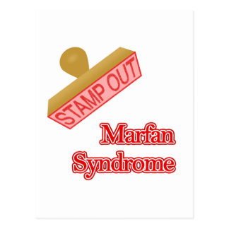 Marfan Syndrome Postcard