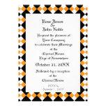 Marfil XI de Argyll (anaranjada) que casa la invit