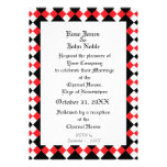 Marfil XI de Argyll (de rubíes) que casa la invita