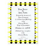 Marfil XVI de Argyll (amarilla) que casa la Invitacion Personalizada