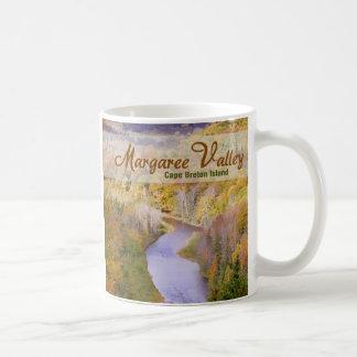 Margaree Valley, Cape Breton Basic White Mug