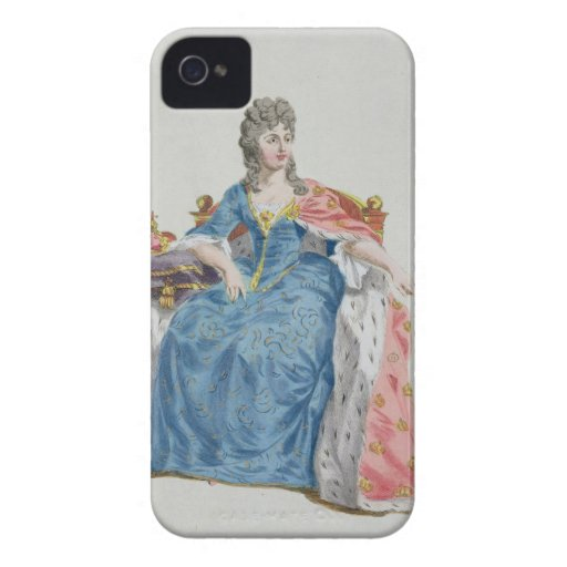 Margaret (1353-1412) Queen of Denmark, Norway and iPhone 4 Cover