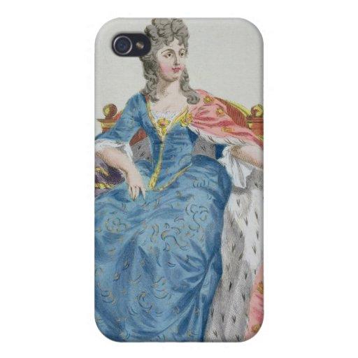 Margaret (1353-1412) Queen of Denmark, Norway and iPhone 4 Case