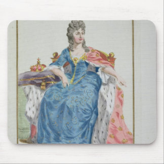 Margaret (1353-1412) Queen of Denmark, Norway and Mouse Pad