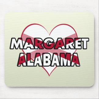 Margaret, Alabama Tapete De Ratones