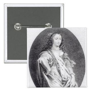Margaret Cavendish, Duchess of Newcastle Pinback Button