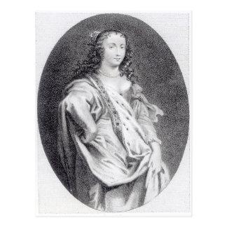 Margaret Cavendish, Duchess of Newcastle Postcard