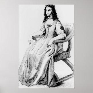 Margaret Cavendish, duquesa de Newcastle Póster
